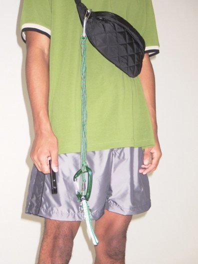 <img class='new_mark_img1' src='https://img.shop-pro.jp/img/new/icons16.gif' style='border:none;display:inline;margin:0px;padding:0px;width:auto;' />ALLEGE WAIST BAG アレッジ ウエストバッグ