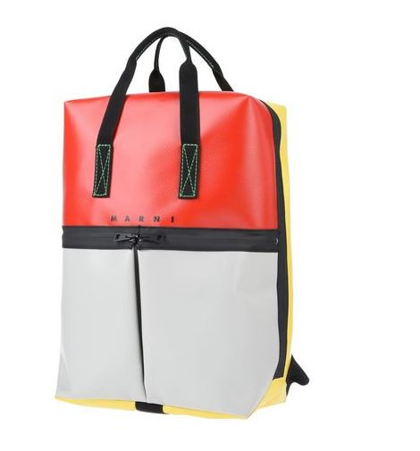 <img class='new_mark_img1' src='https://img.shop-pro.jp/img/new/icons16.gif' style='border:none;display:inline;margin:0px;padding:0px;width:auto;' />MARNI BACKPACK マルニ バックパック