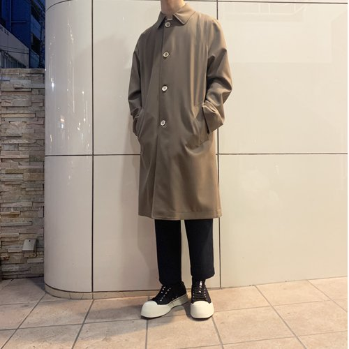 <img class='new_mark_img1' src='//img.shop-pro.jp/img/new/icons16.gif' style='border:none;display:inline;margin:0px;padding:0px;width:auto;' />MARNI MEN SINGLE COAT マルニメンズシングルコート