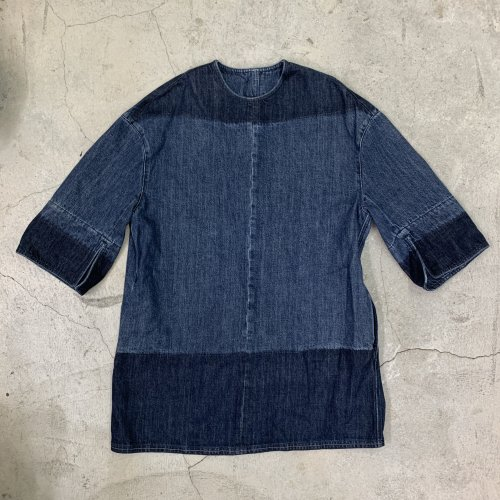 <img class='new_mark_img1' src='https://img.shop-pro.jp/img/new/icons1.gif' style='border:none;display:inline;margin:0px;padding:0px;width:auto;' />VINTAGE MARNI DENIM ONE PIECE ヴィンテージ マルニ デニム ワンピース