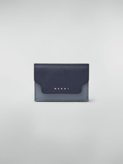 <img class='new_mark_img1' src='https://img.shop-pro.jp/img/new/icons16.gif' style='border:none;display:inline;margin:0px;padding:0px;width:auto;' />MARNI WALLET マルニ ウォレット 三つ折り財布