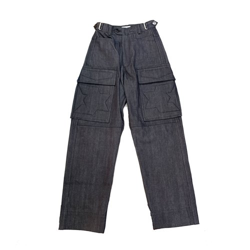 <img class='new_mark_img1' src='https://img.shop-pro.jp/img/new/icons16.gif' style='border:none;display:inline;margin:0px;padding:0px;width:auto;' />PRONOUNCE EMBOSSED POCKET WORKER PANTS プロナウンス エンボスポケットワーカーパンツ