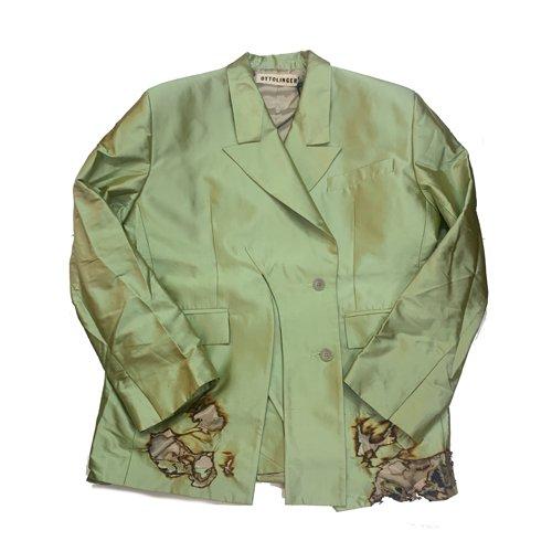OTTOLINGER Burned wrap suit jacket  オットリンガー バーン ラップ スーツジャケット