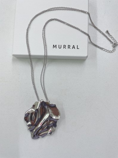 MURRAL CAVE NECKLACE ミューラル ケーブ ネックレス