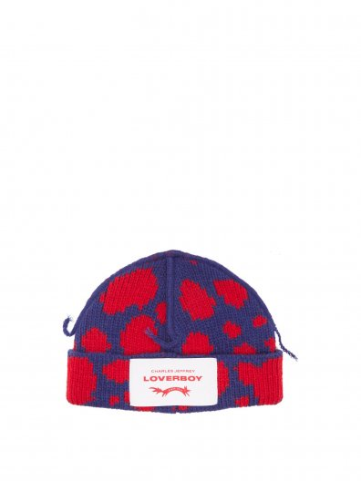 <img class='new_mark_img1' src='https://img.shop-pro.jp/img/new/icons16.gif' style='border:none;display:inline;margin:0px;padding:0px;width:auto;' />CHARLES JEFFREY BEANIE チャールズ ジェフリーラバーボーイ ビーニー