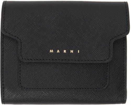 <img class='new_mark_img1' src='https://img.shop-pro.jp/img/new/icons16.gif' style='border:none;display:inline;margin:0px;padding:0px;width:auto;' />MARNI SQUARE WALLET  マルニ 3つ折り フラップ スクエア ウォレット