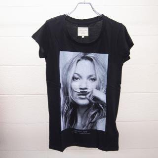 <img class='new_mark_img1' src='//img.shop-pro.jp/img/new/icons16.gif' style='border:none;display:inline;margin:0px;padding:0px;width:auto;' />ELEVEN PARIS WOMENS KATE MOSS  T-shirt イレブン・パリ ケイトモス Tシャツ