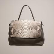 stylist オリジナルCHANGEABLE BAG Large・グレー*ホワイト