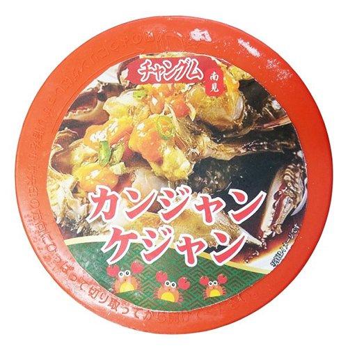 【冷凍便】特製自家 カンジャン ケジャン 500g