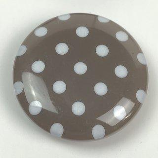 輸入ボタン ドットボタン2個セット 22mm グレー
