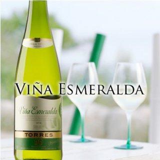 フレッシュな白ワイン ヴィーニャ・エスメラルダ