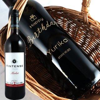ワインの風味と香り ノンアルコール ヴィンテンス・メルロー