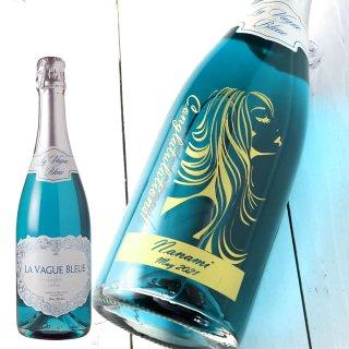 フランス生まれの青い泡 ラ・ヴァーグ・ブルー