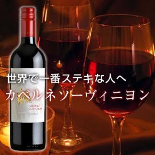 深い紫色の辛口ワイン アナケナ カベルネソーヴィニヨン