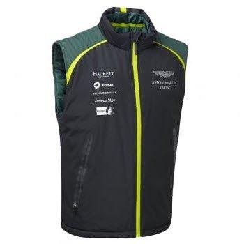 モータースポーツ アストンマーチン レーシング チーム Gilet Jacket 2017 ネイビー