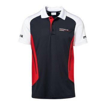 モータースポーツ Porsche ポルシェ Motorsport ポロシャツ