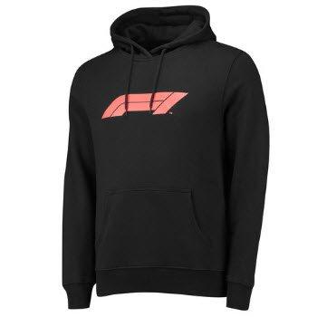 F1 Core OH パーカー ブラック
