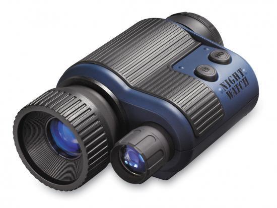 単眼鏡型ナイトビジョン ナイトウォッチアクア 完全防水 抜群のグリップ力と衝撃吸収性のラバー外装