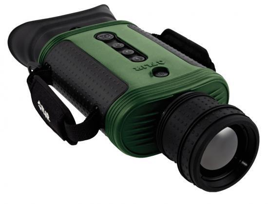 サーマル暗視スコープ双眼タイプ フリアースカウトBTS640プロ+QD35レンズ FLIR【国内正規品】