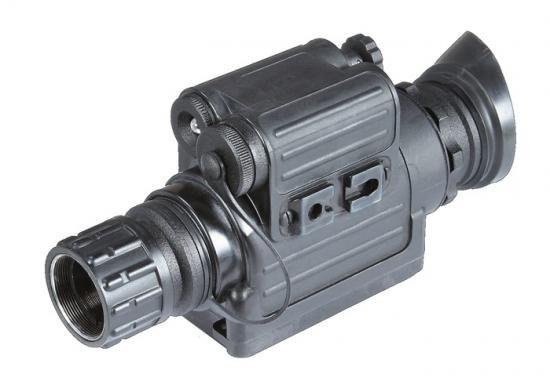 単眼鏡型ナイトビジョン スパーク コア世代 ハイコントラスト造影 携帯性・操作性に優れた暗視スコープ