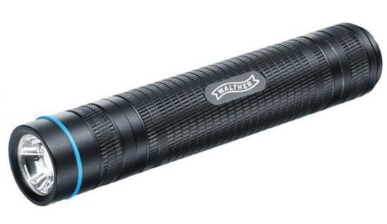 ワルサープロ PL60 完全防水IPX80 ポケット型フラッシュライト 多機能ハンディーライト 明るさ 425 ルーメン【日本正規…