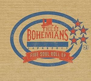 ミニアルバム「FIVE SOUL ROLL EP +1」