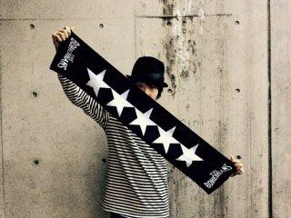 FIVE STAR マフラータオル