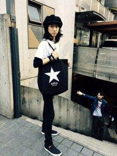 STAR トートバッグ