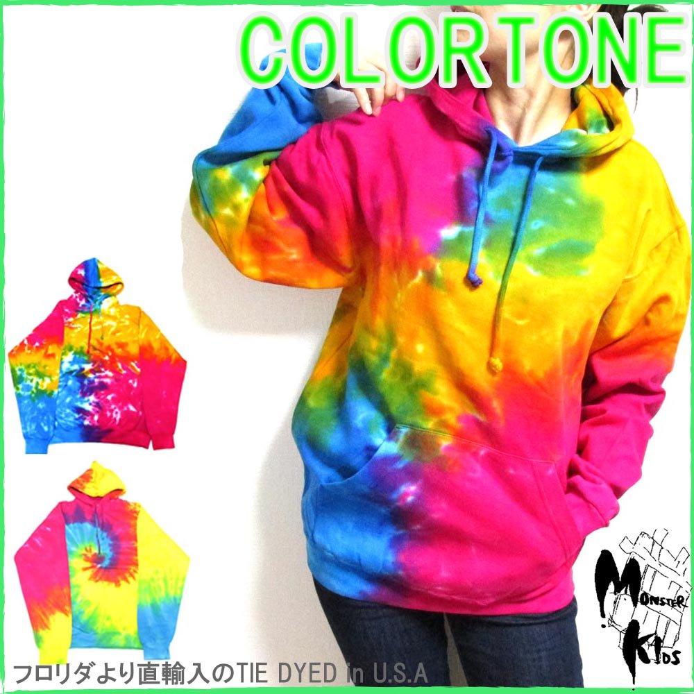 COLORTONE(カラートーン) pullover hoodie(プルオーバーフーディー)