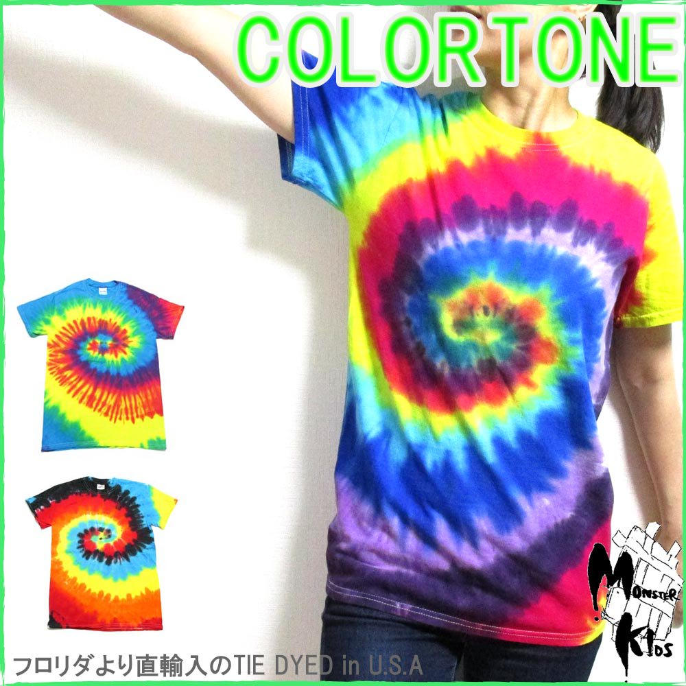COLORTONE(カラートーン) Short Sleeve T-Shirts (ショートスリーブTシャツ)