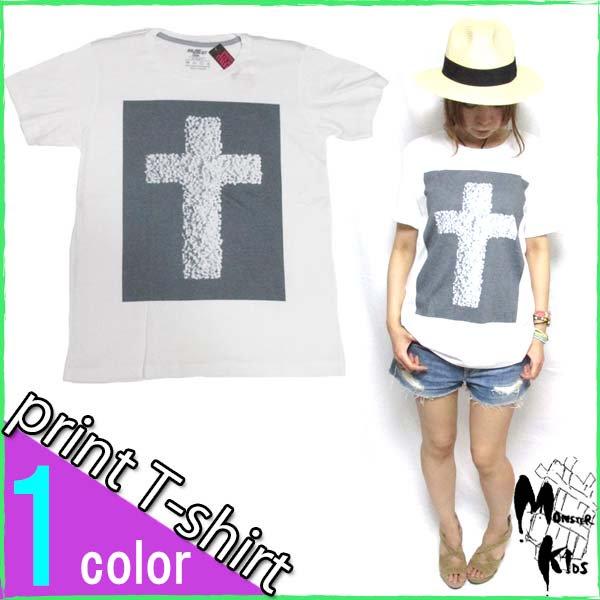 Tシャツ【DRAW UNCUT】カプセル クロス Tシャツ