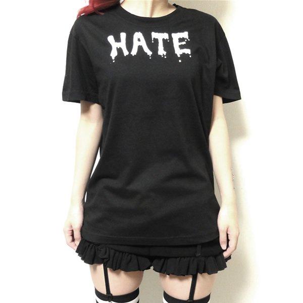 とろーりHATE(ヘイト) Tシャツ
