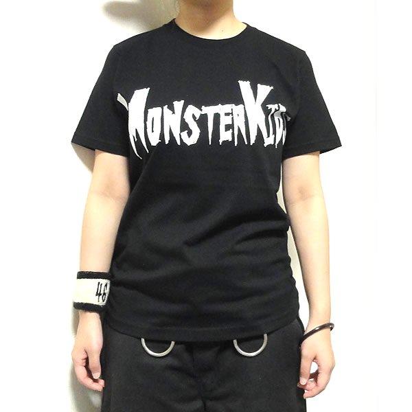 MONSTER KIDS(モンスターキッズ)ロゴ Tシャツ