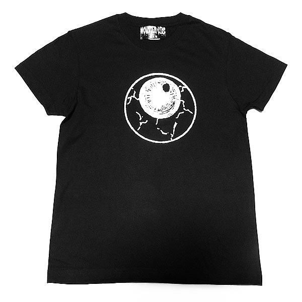 ぱっちりデカ目玉 Tシャツ