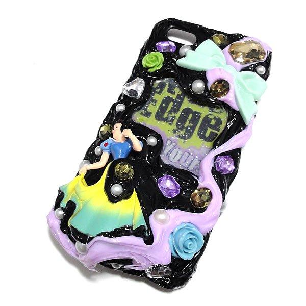 グロカワスマートフォンケース iphone5/iphone5s対応 【プリンセス・1ヶ売り】