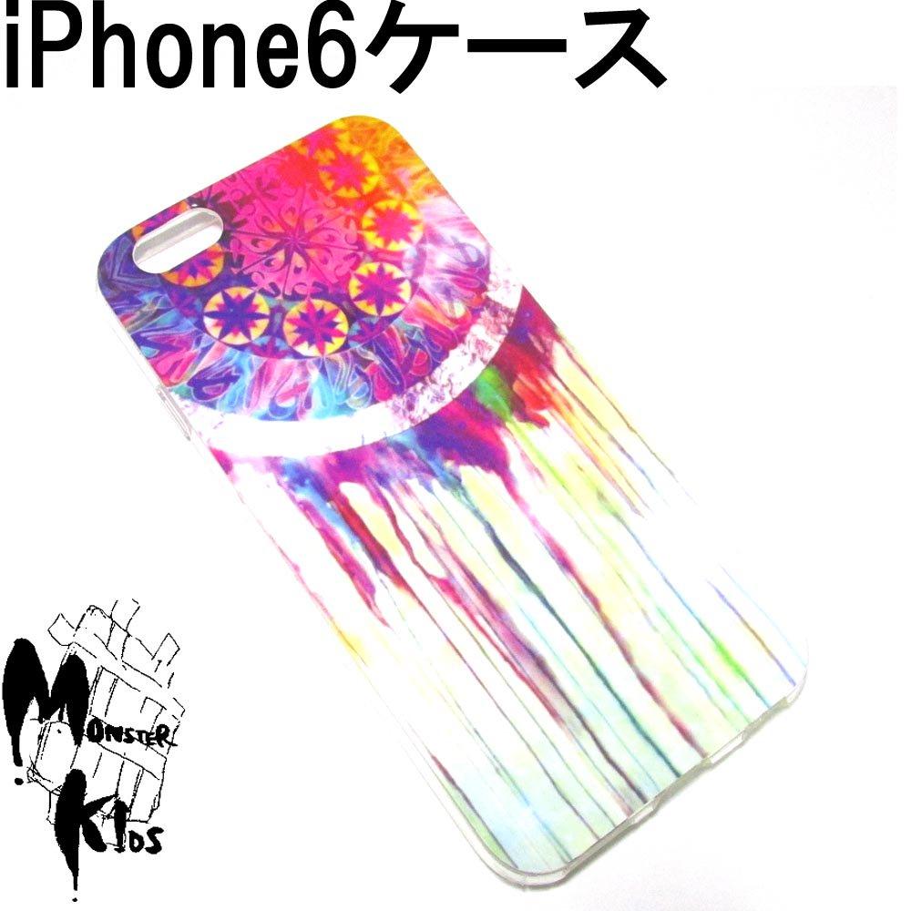 トロトロペイントデザイン TPUスマートフォンケース i phone 6用 【1ヶ売り】