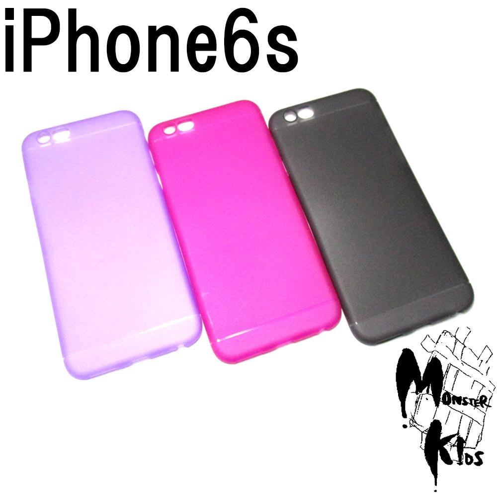 シンプルアクリル スマートフォンケース i phone 6s 【1ヶ売り】