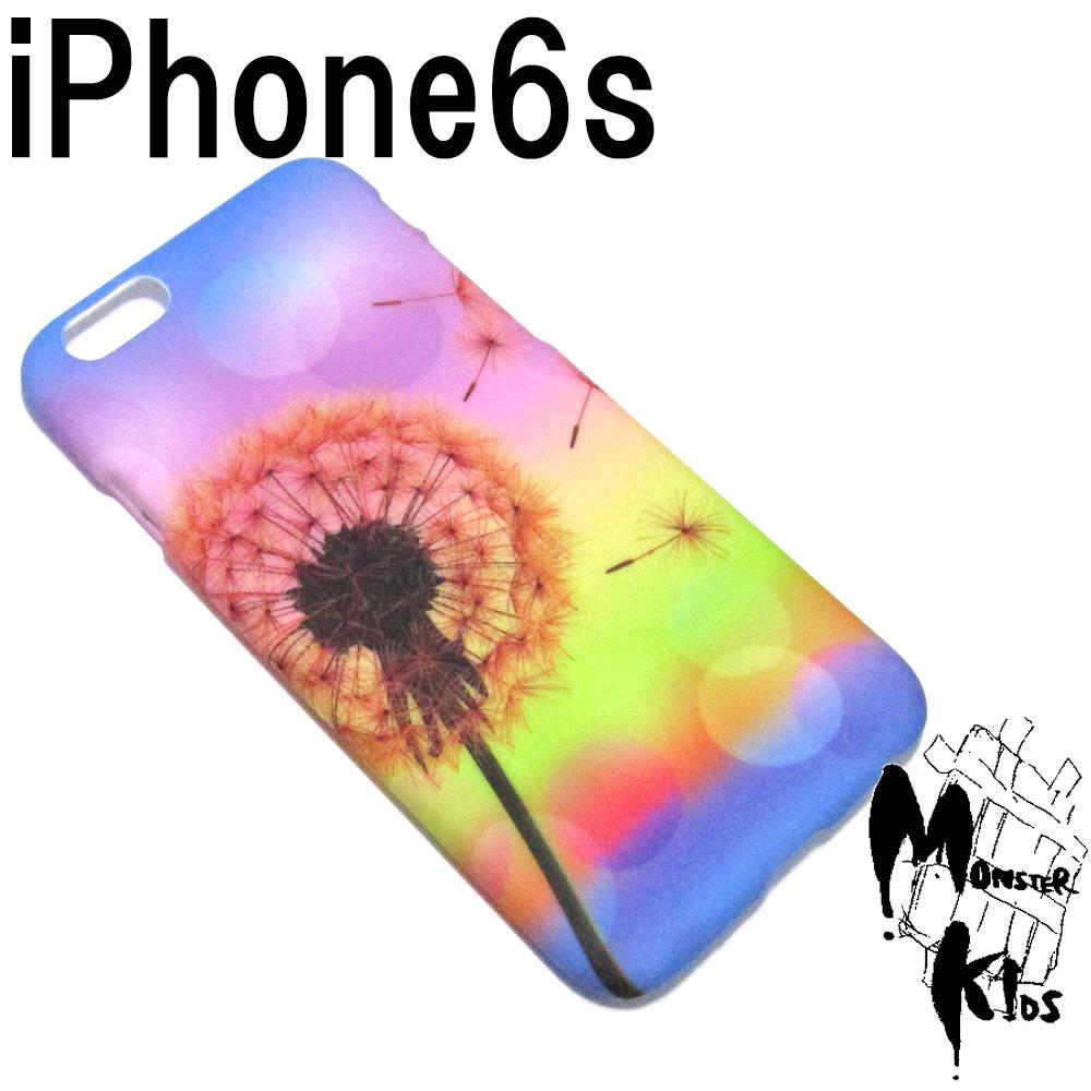 フラワー スマートフォンケース i phone 6s 【1ヶ売り】