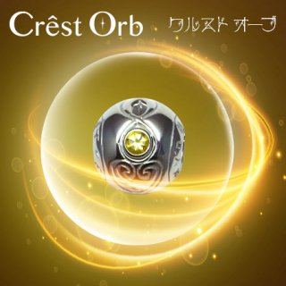 <img class='new_mark_img1' src='https://img.shop-pro.jp/img/new/icons57.gif' style='border:none;display:inline;margin:0px;padding:0px;width:auto;' />Crest Orb (クルスト オーブ)
