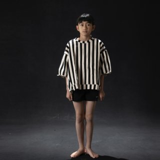 arkakama BASIC :  SPD M/S sweatshirt ( CIRCUS )