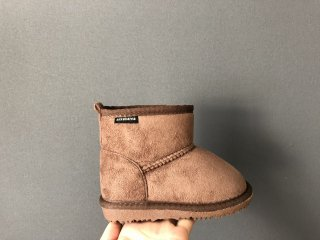 <45%OFF>arkakama / MOCO BOOTS (DUSTY BROWN)