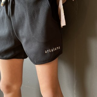 arkakama BASIC : SPD SUMMER SHORTS (BLACK)