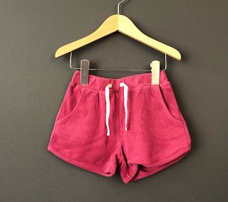 <img class='new_mark_img1' src='https://img.shop-pro.jp/img/new/icons16.gif' style='border:none;display:inline;margin:0px;padding:0px;width:auto;' /><CLEARANCE SALE> 20SS / Pile SUMMER SHORTS (P.Purple)