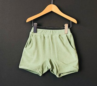 20SS / Pile DOM SHORTS (MINT GREEN)