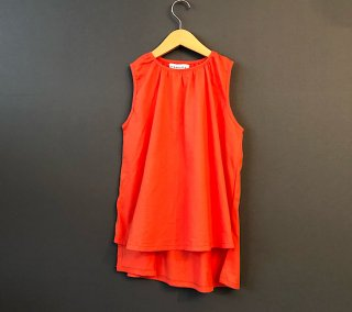 <img class='new_mark_img1' src='https://img.shop-pro.jp/img/new/icons1.gif' style='border:none;display:inline;margin:0px;padding:0px;width:auto;' />20SS /  COTTON GLTankTop (ORANGE.P)