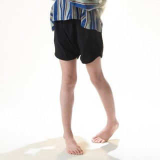 <img class='new_mark_img1' src='https://img.shop-pro.jp/img/new/icons2.gif' style='border:none;display:inline;margin:0px;padding:0px;width:auto;' />TuNO BASIC : Bamboo CF SHORTS (BLACK)