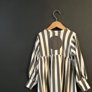 <img class='new_mark_img1' src='https://img.shop-pro.jp/img/new/icons1.gif' style='border:none;display:inline;margin:0px;padding:0px;width:auto;' />20AW / COTTON SPDX OLD DRESS ( CIRCUS×● /GREY )