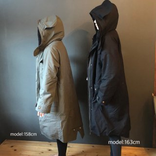 <img class='new_mark_img1' src='https://img.shop-pro.jp/img/new/icons29.gif' style='border:none;display:inline;margin:0px;padding:0px;width:auto;' />*Ladies'  MOUSE COAT  ( GREY )