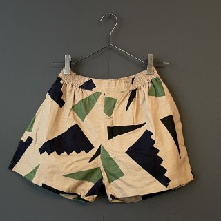<img class='new_mark_img1' src='https://img.shop-pro.jp/img/new/icons14.gif' style='border:none;display:inline;margin:0px;padding:0px;width:auto;' />arkakama 21SS / COTTON SHORTS ( ups and downs )