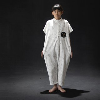 <img class='new_mark_img1' src='https://img.shop-pro.jp/img/new/icons14.gif' style='border:none;display:inline;margin:0px;padding:0px;width:auto;' />arkakama 21SS / COTTON SPDX SHIRT Jumpsuit  ( like a STONE )